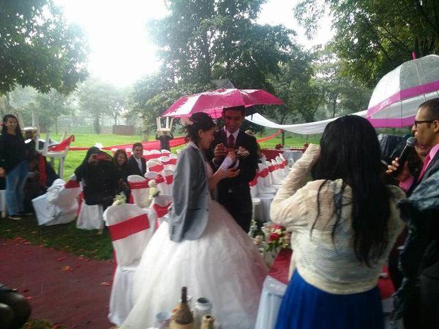 El matrimonio de Nelson Yair  y Natalia  en Bogotá, Bogotá DC 37