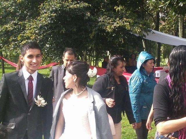 El matrimonio de Nelson Yair  y Natalia  en Bogotá, Bogotá DC 38