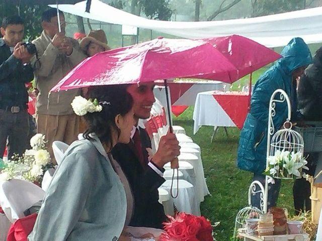 El matrimonio de Nelson Yair  y Natalia  en Bogotá, Bogotá DC 39