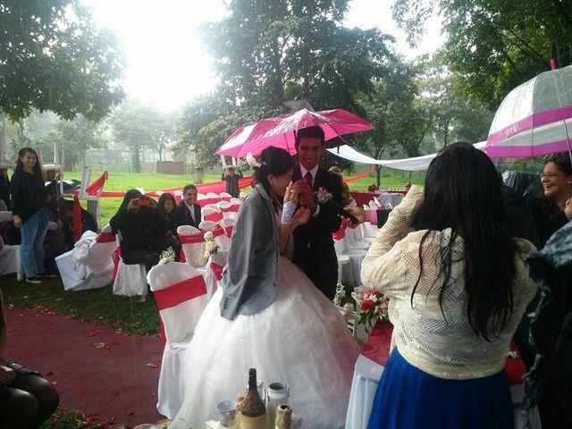 El matrimonio de Nelson Yair  y Natalia  en Bogotá, Bogotá DC 41