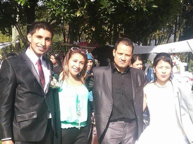 El matrimonio de Nelson Yair  y Natalia  en Bogotá, Bogotá DC 42