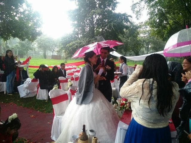 El matrimonio de Nelson Yair  y Natalia  en Bogotá, Bogotá DC 2