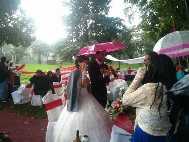 El matrimonio de Nelson Yair  y Natalia  en Bogotá, Bogotá DC 46