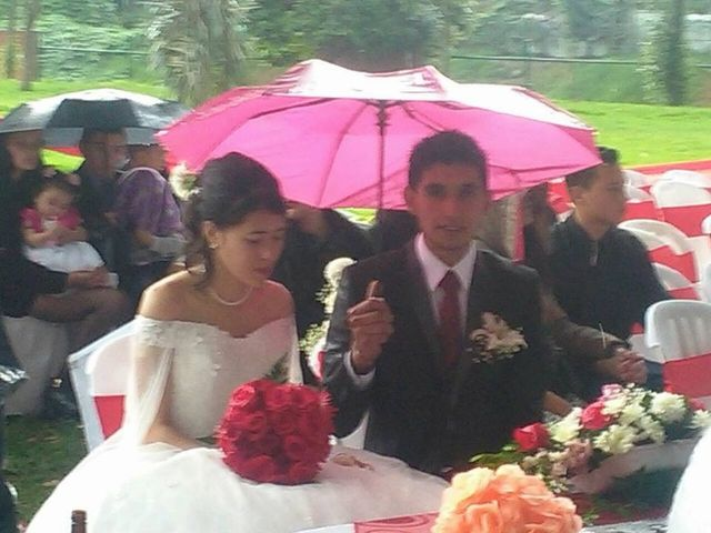 El matrimonio de Nelson Yair  y Natalia  en Bogotá, Bogotá DC 47