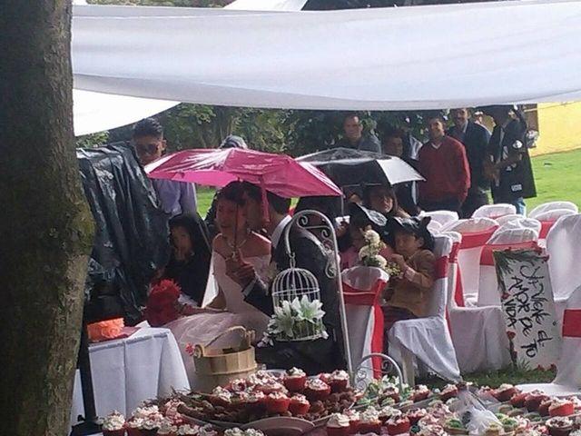 El matrimonio de Nelson Yair  y Natalia  en Bogotá, Bogotá DC 48