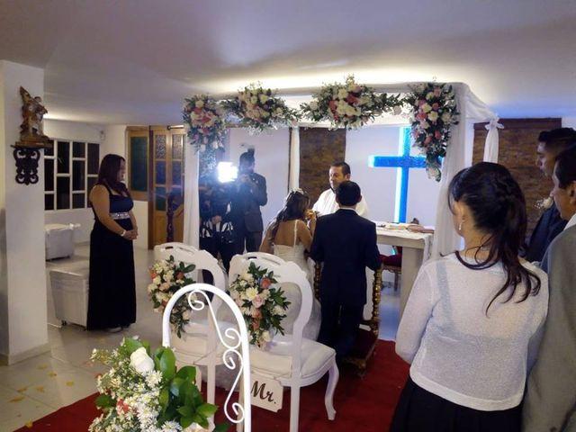 El matrimonio de William y Nayibe en Bogotá, Bogotá DC 4