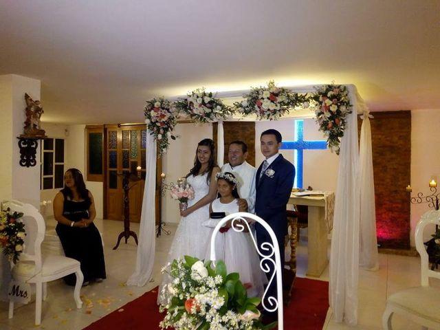 El matrimonio de William y Nayibe en Bogotá, Bogotá DC 8