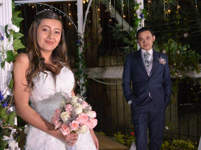 El matrimonio de William y Nayibe en Bogotá, Bogotá DC 3