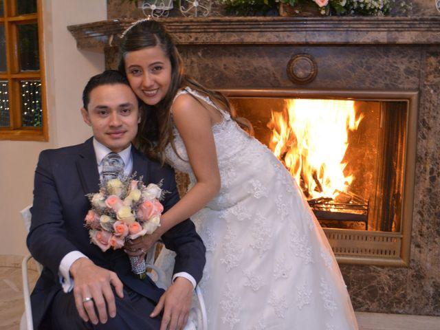 El matrimonio de Nayibe y William