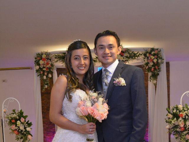 El matrimonio de William y Nayibe en Bogotá, Bogotá DC 10