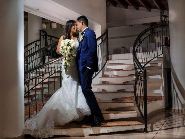 El matrimonio de Oscar y Diana en Bogotá, Bogotá DC 18