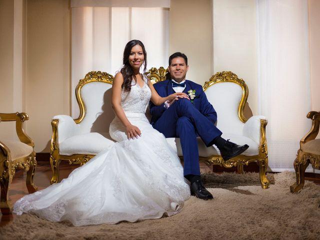 El matrimonio de Oscar y Diana en Bogotá, Bogotá DC 19