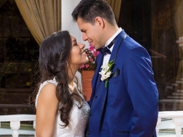 El matrimonio de Oscar y Diana en Bogotá, Bogotá DC 20