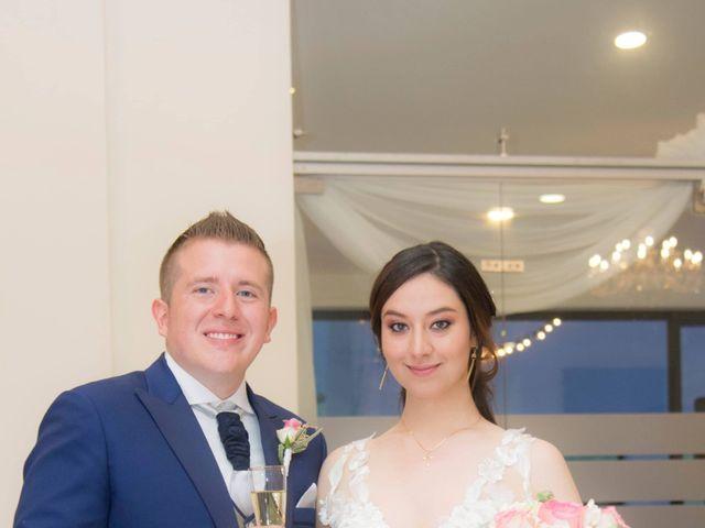 El matrimonio de Jesús y Alejandra