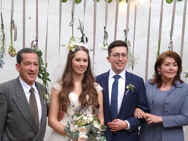 El matrimonio de José y Sara en Bogotá, Bogotá DC 4