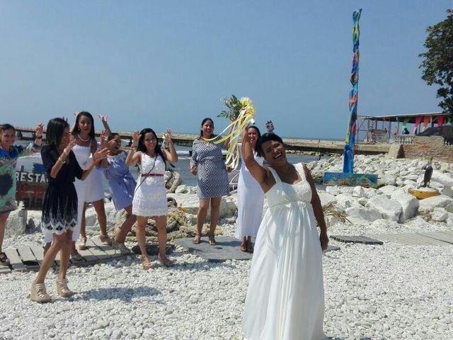 El matrimonio de Roberto y Melany en Puerto Colombia, Atlántico 1