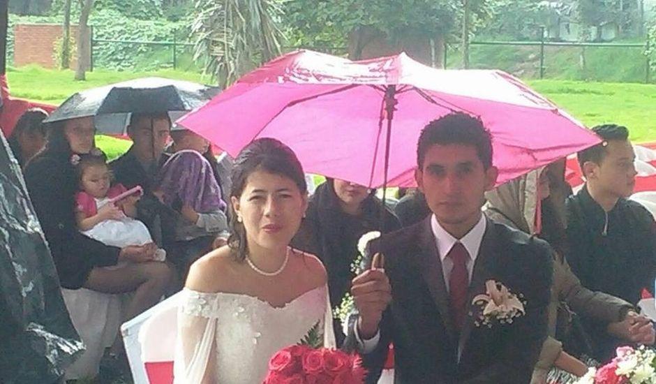 El matrimonio de Nelson Yair  y Natalia  en Bogotá, Bogotá DC