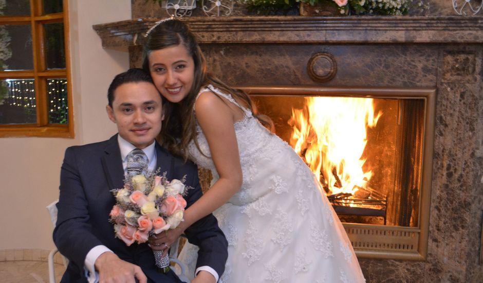El matrimonio de William y Nayibe en Bogotá, Bogotá DC