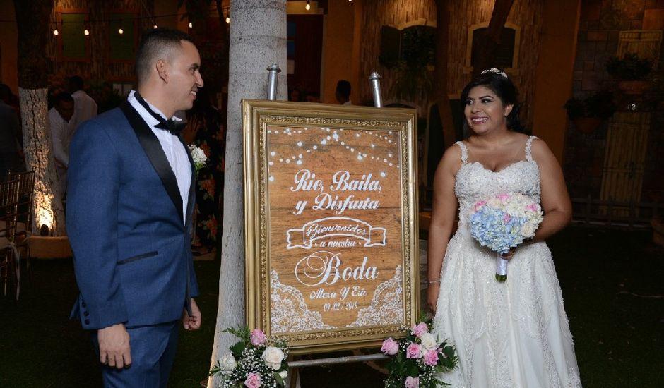 El matrimonio de Alexa y Eric en Barranquilla, Atlántico