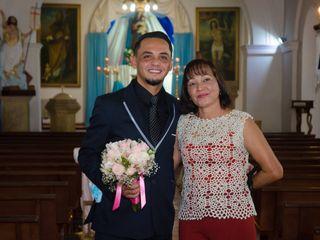 El matrimonio de Estefania y Saúl 1