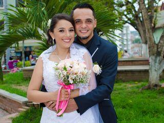 El matrimonio de Estefania y Saúl
