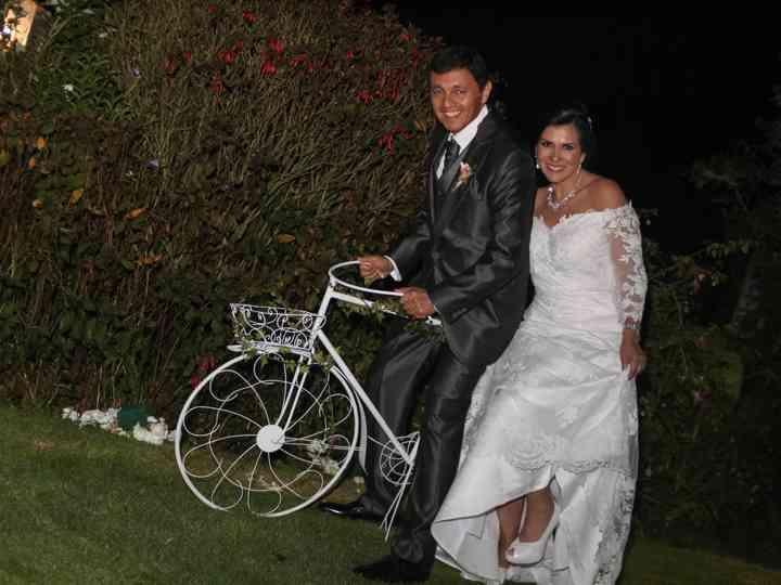El matrimonio de Sandra Patricia  y Manuel Humberto