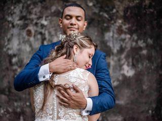 El matrimonio de Paula y Daniel