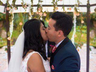 El matrimonio de Carolina y Néstor 1