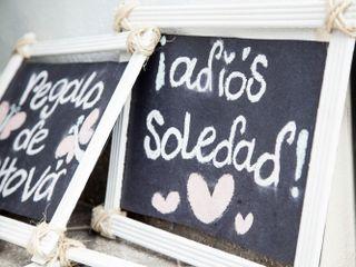 El matrimonio de Luis  y Andrea 1