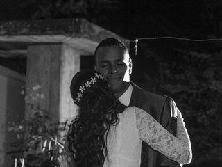 El matrimonio de Luis  y Andrea 2