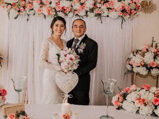 El matrimonio de Angie y Luis G 1