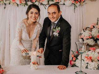 El matrimonio de Angie y Luis G 2