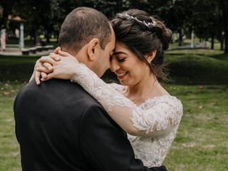 El matrimonio de Angie y Luis G 3