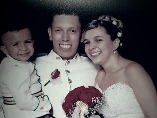 El matrimonio de Yudy  y Javier  1