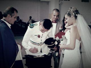 El matrimonio de Yudy  y Javier  3