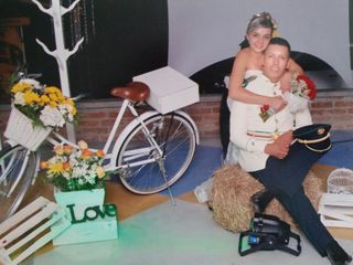 El matrimonio de Yudy  y Javier