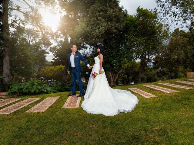 El matrimonio de Carolina y Néstor