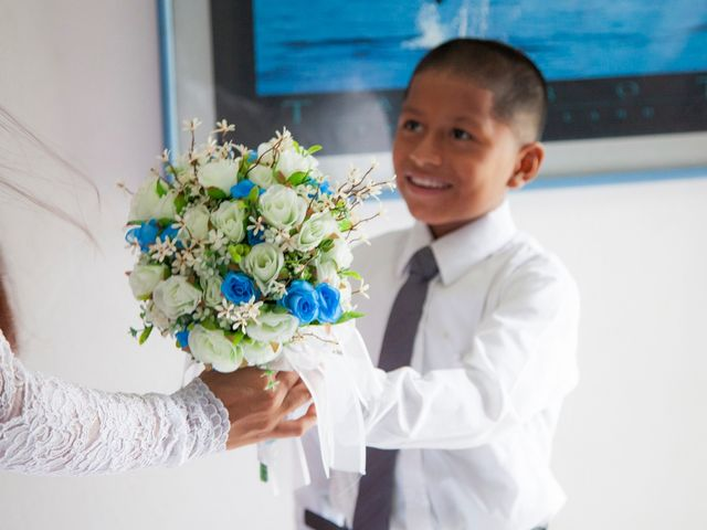 El matrimonio de Andrea y Luis  en Dabeiba, Antioquia 2