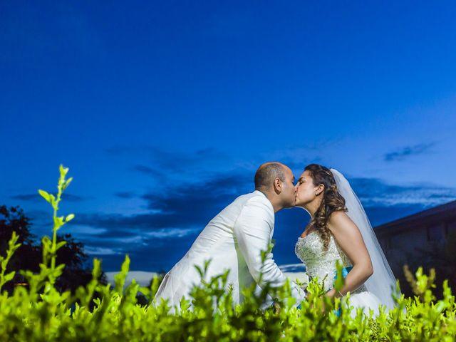 El matrimonio de Laura y Andres