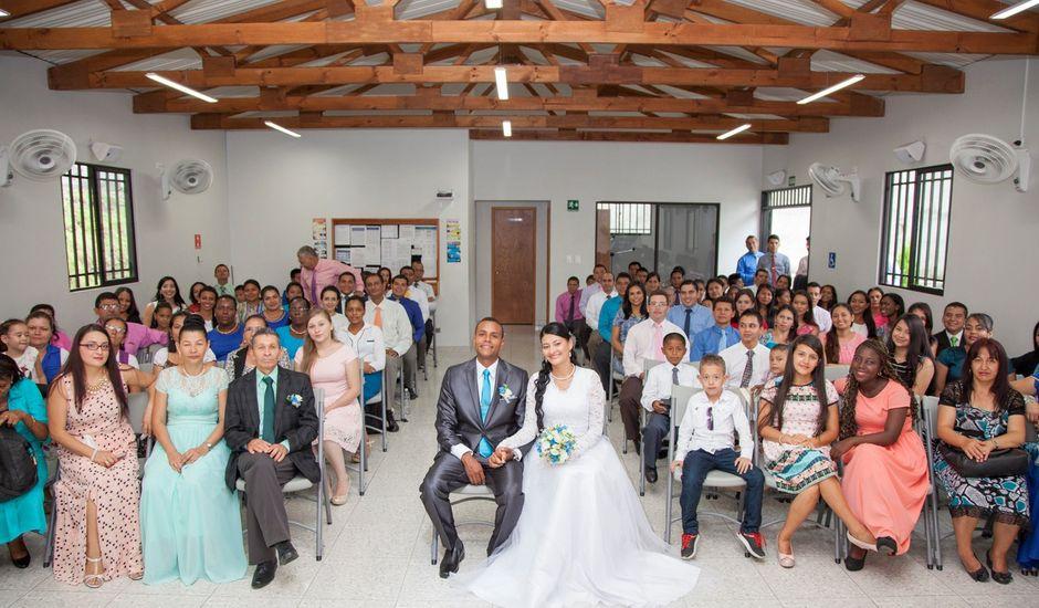 El matrimonio de Andrea y Luis  en Dabeiba, Antioquia