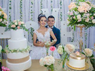 El matrimonio de Andrés Camilo y Cristina Isabel