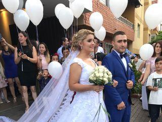El matrimonio de Natalia  y Juan Esteban