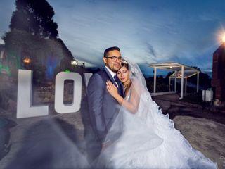 El matrimonio de Jessica y Antonio 1
