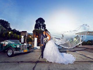 El matrimonio de Jessica y Antonio
