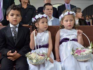 El matrimonio de Sonia y Darío 2