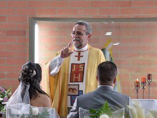 El matrimonio de Sonia y Darío 3