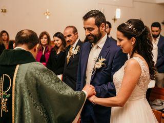 El matrimonio de Sandra y Pietro 3