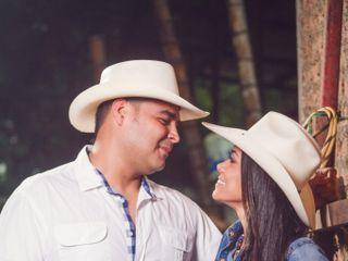 El matrimonio de Luisa y Fabio 2