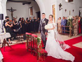 El matrimonio de Luisa y Fabio