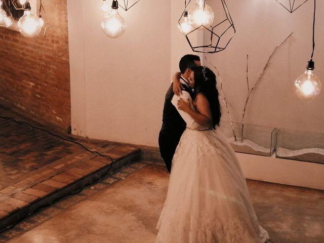 El matrimonio de Nadir  y Aizar